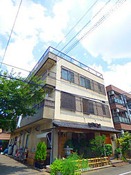 山野ビル[3階]の外観