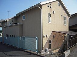 T's house[1階]の外観