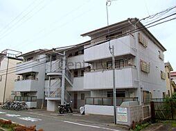 大阪府池田市天神1丁目の賃貸マンションの外観