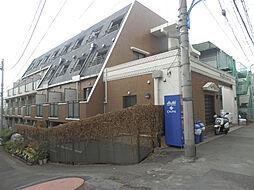 日興パレス神楽坂[101号室]の外観