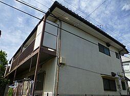 東京都杉並区桃井4丁目の賃貸アパートの外観