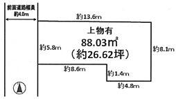 東海道・山陽本線 摂津富田駅 徒歩23分