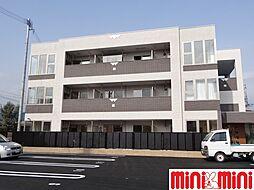 佐賀県佐賀市神野西3丁目の賃貸マンションの外観