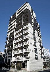 東京都品川区南品川3丁目の賃貸マンションの外観