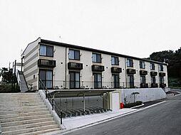 小田急小田原線 鶴川駅 バス15分 藤の台東下車 徒歩8分の賃貸アパート