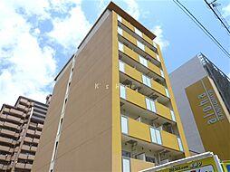 兵庫県神戸市中央区旭通3丁目の賃貸マンションの外観