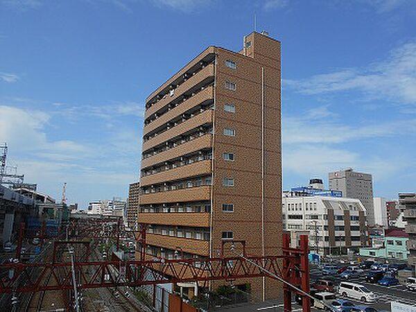 プレステージ新潟[3階]の外観