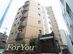 兵庫県神戸市灘区倉石通1丁目の賃貸マンションの外観