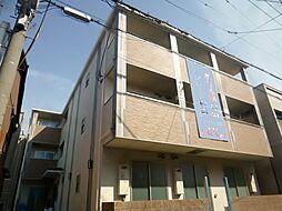 セゾンクレアスタイル新今里[201号室号室]の外観