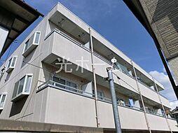 第三高好マンション[3階]の外観