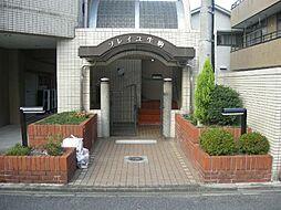 ソレイユ生駒[4階]の外観