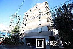 愛知県豊田市昭和町4丁目の賃貸マンションの外観