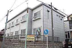 愛知県名古屋市瑞穂区軍水町3丁目の賃貸アパートの外観