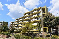 男山第四住宅 316棟[201号室]の外観
