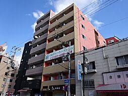 鶴橋末広ビル2[4階]の外観