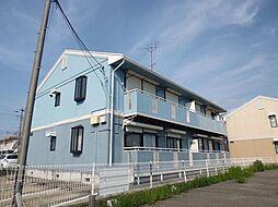 リバーサイド鹿島[202号室]の外観