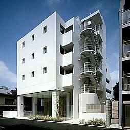 カスタリア市ヶ谷[3階]の外観