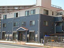 神奈川県横浜市鶴見区生麦1丁目の賃貸アパートの外観