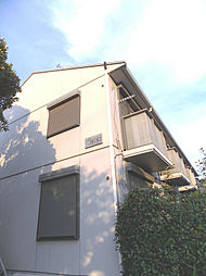 コート芝miki[1階]の外観
