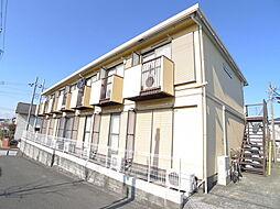 第一サフランハイツ[1−E号室]の外観