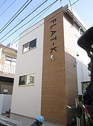 FLAT-K 〜フラット・ケー〜[102号室]の外観