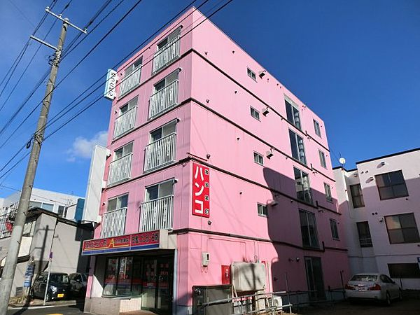 ゆうとビル 5階の賃貸【北海道 / 札幌市北区】