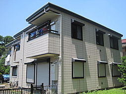 神奈川県横浜市金沢区富岡東3丁目の賃貸マンションの外観