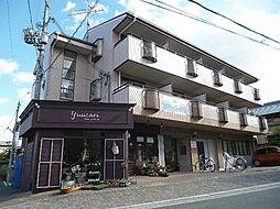 大阪府羽曳野市野々上3丁目の賃貸マンションの外観