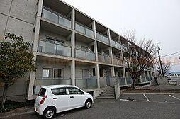 福岡県古賀市古賀の賃貸マンションの外観