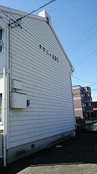 タウニィ437[2階]の外観