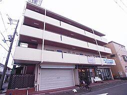 橋喜ハイツ 1号館[3階]の外観