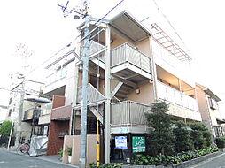 大阪府大阪市平野区平野本町5丁目の賃貸マンションの外観