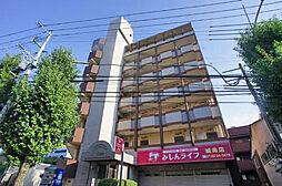 福岡県福岡市城南区樋井川1丁目の賃貸マンションの外観