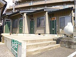 長野電鉄長野線 本郷駅 徒歩15分の賃貸アパート