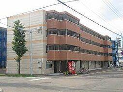 ラフォーレ新札幌B[4階]の外観
