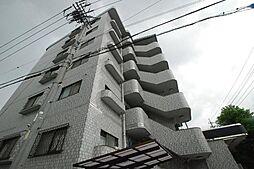 極楽館586[1階]の外観