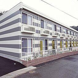 福岡県北九州市八幡西区金剛4丁目の賃貸アパートの外観