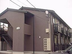 セトル富田[102号室]の外観