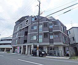 京都府京都市北区上賀茂今井河原町の賃貸マンションの外観