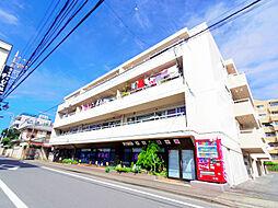 清瀬シティハイム[1階]の外観