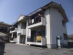 第2エレガントヤマサキ[1階]の外観