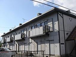 滋賀県草津市平井1丁目の賃貸アパートの外観