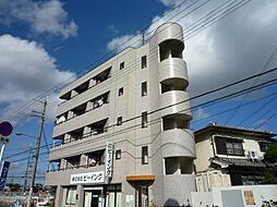 シャンテー津田[301号室]の外観