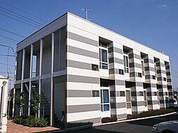 埼玉県鴻巣市宮地1の賃貸アパートの外観