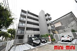 兵庫県伊丹市森本1丁目の賃貸マンションの外観