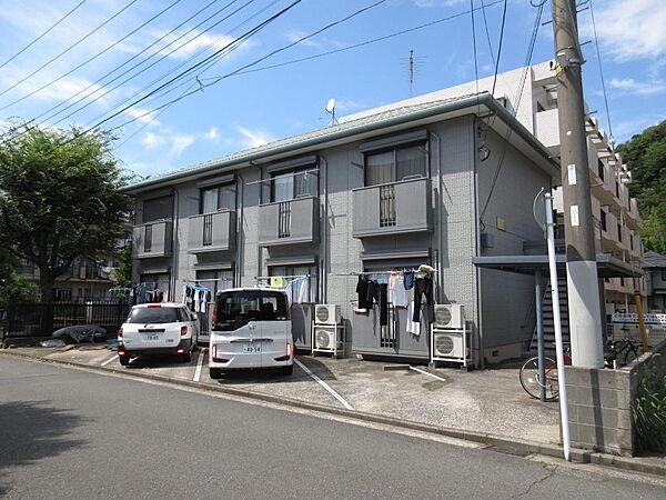 CALM 2階の賃貸【神奈川県 / 横浜市金沢区】