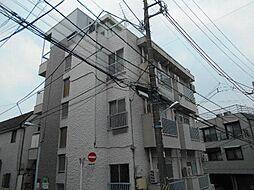 東京都板橋区若木2丁目の賃貸マンションの外観