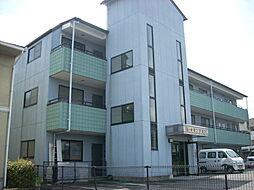 M'sマンション[1階]の外観