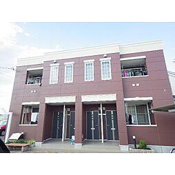 奈良県天理市小路町の賃貸アパートの外観