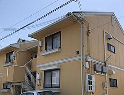 兵庫県姫路市白国2丁目の賃貸アパートの外観